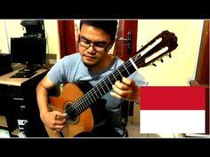 Nusantara in D - Classical Fingerstyle Guitar