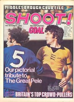 Magazine of Everton Fc, Goals, Magazine, Sports, Hs Sports, Sport, Magazines