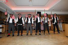 """Musikabend im WohlfühlHotel Schiestl mit der Gruppe """"Hoch Tirol"""" und den besten Gästen die man sich wünschen kann! Fotos: zillertal.net"""