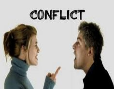 Conflict - everybody is right