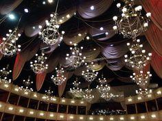 :-) Inside the Vienna State Opera :-)