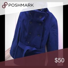 New GAP double breasted pea coat New with tag size S. super cute GAP Jackets & Coats Pea Coats