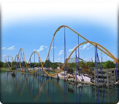 Roller Coaster Excitement! on Pinterest | Roller Coasters ...