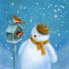 Album 2 « Gallery 17 « Christmas (by category) « Jan Pashley – Illustration…