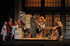 Annie musical set design - Google Search