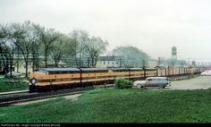 RailPictures.Net Photo: GN 259A Great Northern EMD F3(A) at Westmont, Illinois by Marty Bernard