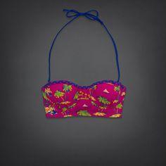 Bettys Bay Park Swim Top | Bettys Swim | HollisterCo.com