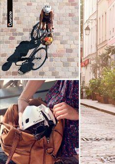 De Overade Plixie is een veilige en opvouwbare fietshelm. Makkelijk op te bergen in je rugzak of tas.