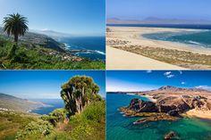 Teneriffa, Lanazote... Welche der 7 Kanareninsel passt am besten zu mir?