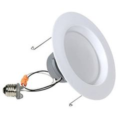 Replace Old Downlights with Z-Wave LEDs! Get the Z-Wave Recessed Lighting Retrofit Kit with LED Bulb at http://www.homecontrols.com/GoControl-Z-Wave-Recessed-Lighting-Retrofit-Kit-LNLB65R6Z1