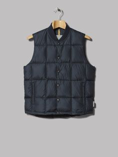 Rocky Mountain Featherbed AP Down Vest (Navy)