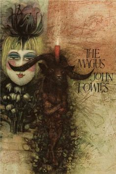 The Magus by John Fowles    Trippy and confusing as all hell, but such a good read!!!