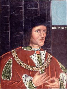 October 2nd, 1452: Richard III born