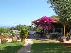 casa rural para 4 en Churriana - Pérgola