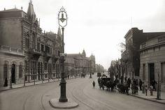 Avenida Callao y Pacheco de Melo, hacia el año 1905 (aprox