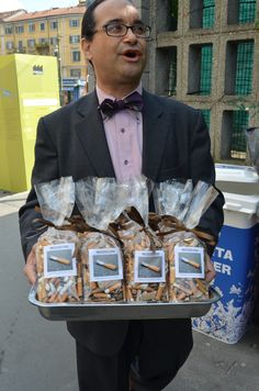 Really?? Cigarette butts for sale - Fuorisalone 2012, Milano Design Week