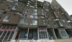 1 BR apt for rent in Roosevelt Island  at $2,750/mo.Elevator, Garage,Diplomats OK, Laundry.Contact us for details. Web ID: 129036. #NYCApartments #MovingToNYC #NYCrentals #ApartmentHunting #Moving #NYC #NoFeeApt