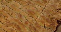 Υλικά και εκτέλεση Βάζουμε στην λεκάνη 1 κιλό αλεύρι,4 κουταλιές της σούπας ελαιόλαδο,4 κουταλιές της σούπας ξύδι,1 κουταλάκι γλυκού α... Savory Tart, Spanakopita, Greek Recipes, Bread, Cooking, Ethnic Recipes, Desserts, Snacks, Recipes