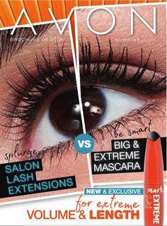 56ab168b2f0 Shop Avon Brochure 9 UK #mascara #launch #tvad #extreme #makeup Brochure