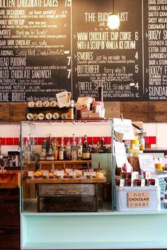 coffe shop & deli