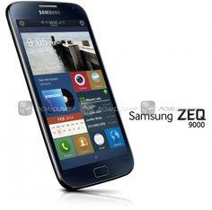 samsung ZEQ 9000 First Tizen Smartphone