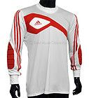New Adidas Assista 13 GK Soccer Goal Keeper Goalie Jersey in White & Red  http://stores.ebay.com/Gear-House-Clearance/Shirts-Jerseys-/_i.html?_fsub=7467443018
