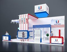 """Check out new work on my @Behance portfolio: """"Exhibition stand design"""" http://be.net/gallery/32746611/Exhibition-stand-design"""