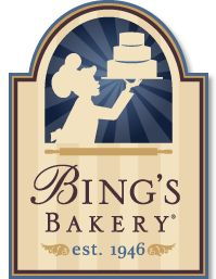 Bing's Bakery in Newark, DE - the BEST petit fours you'll ever eat!