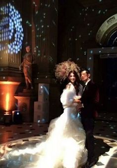Jay Chou's wedding