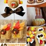 10+ Thanksgiving Treats.  I just think they're really cute.  :)