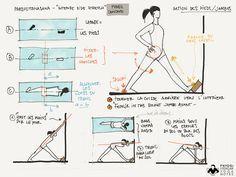 On vous explique comment améliorer la posture Parsvottanasana et ainsi progresser dans les postures debout.