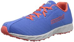 Montrail Womens Rogue Fly Trail Running Shoe Harbor BlueOrange 6 M US *** Want additional info? Click on the image.