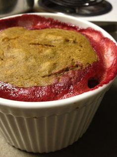 Fat-Free Vegan Cranberry Pumpkin Cobbler | Happy Herbivore