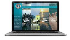 Création du site Internet de la société Seudre Croisières, qui propose des navettes et croisières en bateau sur la Seudre.