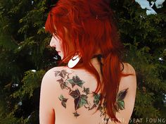 Photographer: Seat Ni and Seat Foung Model: Me ivy tattoo and redhead 2