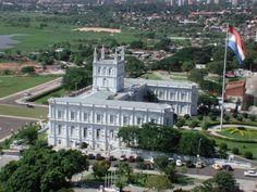Palacio de Gobierno Del PARAGUAY