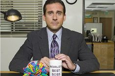 16 Reasons You Want Michael Scott To Be Your Boss
