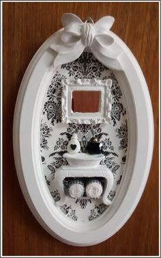 Cenario Lavabo Oval - Black our White