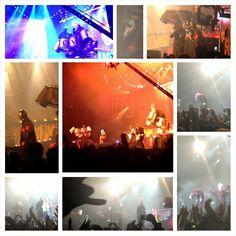 KNOTFEST JAPAN 2014 にて。 slipknot