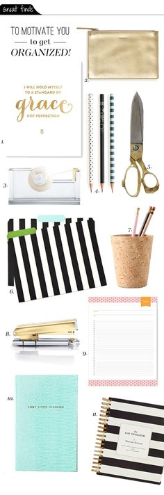 yes to everything // The Vault Files: Great Finds File: Get Organized!