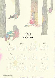 HIBO 2014 Calendar