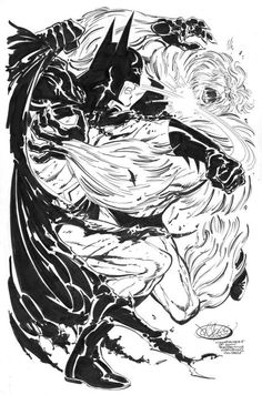 Batman and Wolverine by John Byrne * - Art Vault