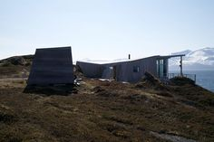 Cabin in Lyngen Alps - Stinessen Arkitetkur