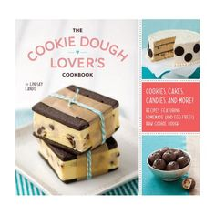 I pinned this Cookie Dough Lover's Cookbook from the Girls' Night In event at Joss and Main!