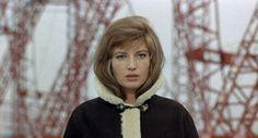 Monica Vitti in Red Desert. oh how i love her.