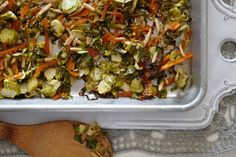 about Brussels Sprout Recipes on Pinterest | Brussels sprouts, Sprouts ...