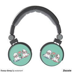 funny sheep auriculares
