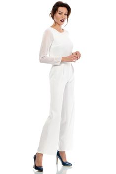 Beautiful Pantsuit for Women http://besima.pl