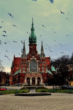 Podgorze, Krakow; Poland, thats were I am from that were I belong, someday