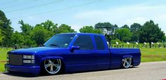 I quite simply am keen on this colouring scheme for this car Bagged Trucks, Trucks Only, Lowered Trucks, Mini Trucks, Gm Trucks, Custom Chevy Trucks, Chevy Pickup Trucks, Chevy Pickups, Chevy Silverado